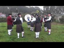 Embedded thumbnail for  Le championnat belge des Pipebands.