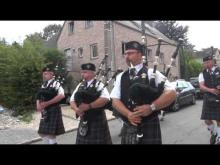 Embedded thumbnail for The Blue Stones Pipes and Drums.